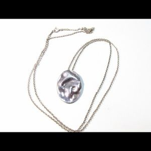 "Vintage 24"" Tiffany & Co Silver Necklace"